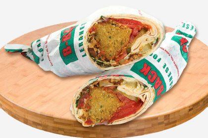 Falafel Sandwich (chiftelute vegetale) – 350g