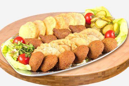 Platou libanez aperitiv cald 4 persoane – 900g