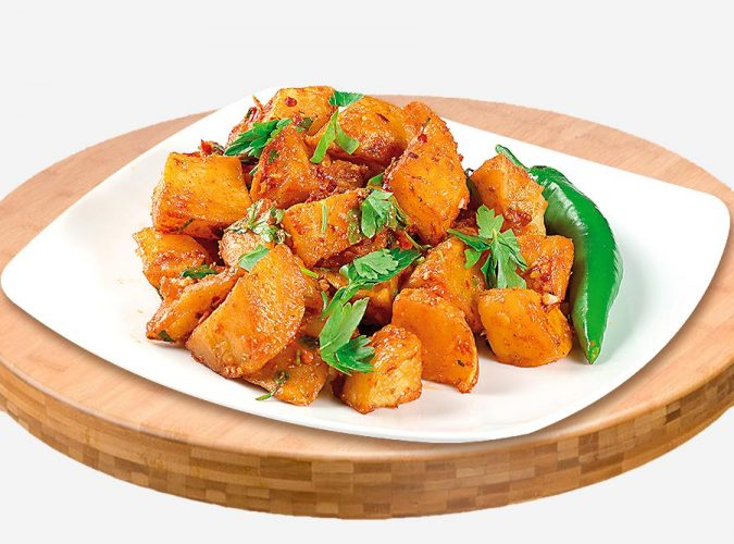 Cartofi Picanti – 200g