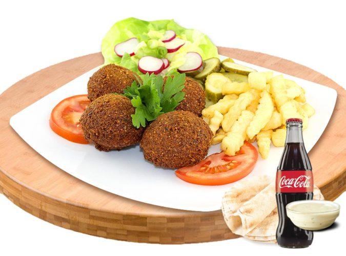 Meniu Falafel – 350g