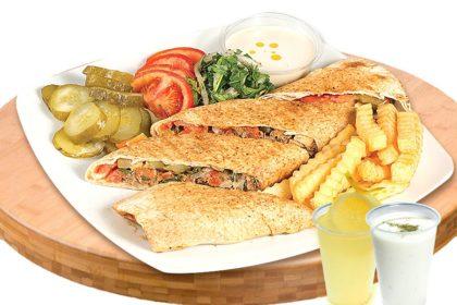 Meniu Sandwich BBack de vita – 400 g
