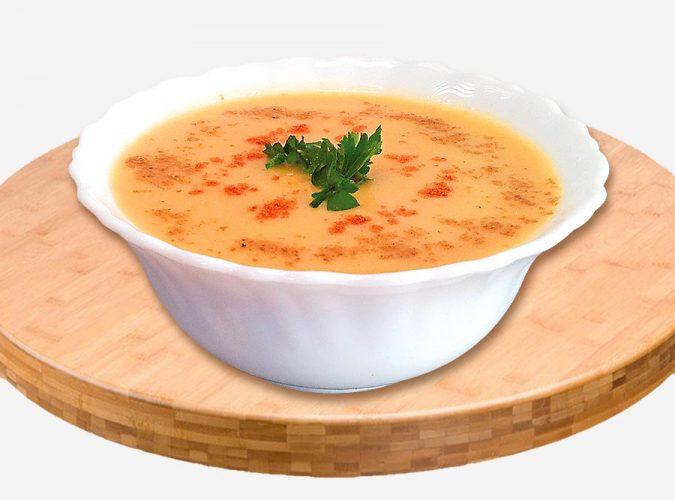 Supa crema de linte – 350 g