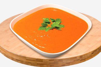 Supa crema de rosii – 350 g