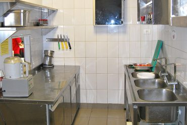Restaurant mancare libaneza BBack - Sun Plaza Sector 4 - Bucataria