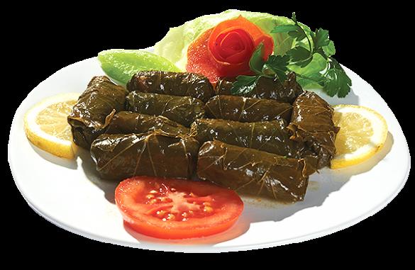Sarmale vegetale libaneze - produs de post